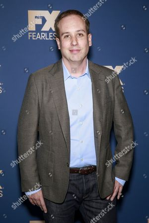 Editorial photo of FX Networks TCA Winter Press Tour Star Walk, Arrivals, Los Angeles, USA - 09 Jan 2020