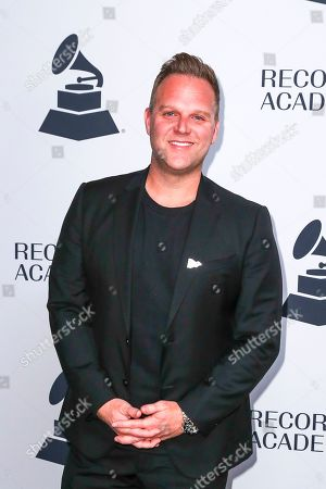 Stock Image of Matthew West arrives at the 62nd Annual GRAMMY Awards - Nashville Nominee Party at the Hutton Hotel, in Nashville, Tenn