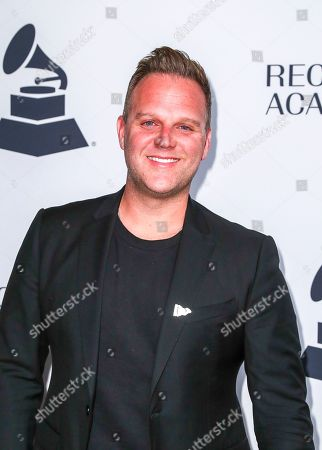 Matthew West arrives at the 62nd Annual GRAMMY Awards - Nashville Nominee Party at the Hutton Hotel, in Nashville, Tenn