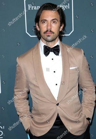 Stock Picture of Milo Ventimiglia