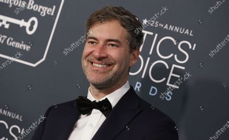 Stock Picture of Mark Duplass