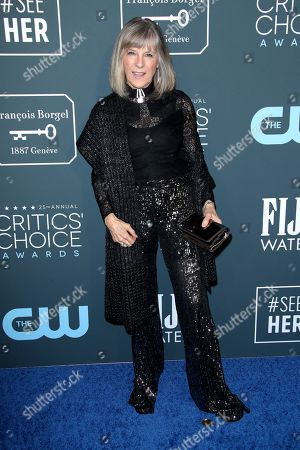 Editorial image of 25th Annual Critics' Choice Awards, Arrivals, Barker Hanger, Los Angeles, USA - 12 Jan 2020