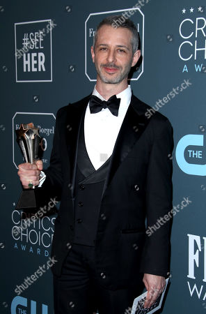 Jeremy Strong - Best Actor in a Drama Series - Succession