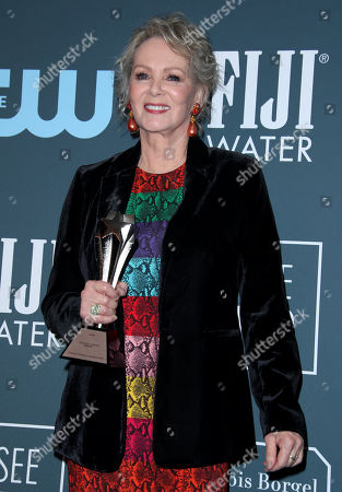 Jean Smart - Best Supporting Actress in a Drama Series - Watchmen