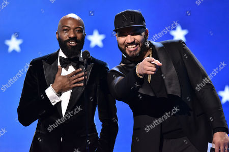 Stock Image of Desus Nice and The Kid Mero