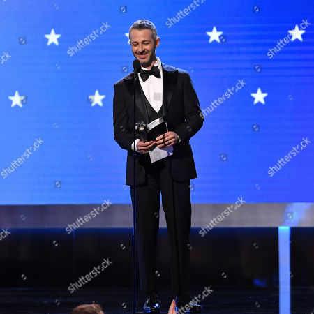 Editorial image of 25th Annual Critics' Choice Awards, Show, Barker Hanger, Los Angeles, USA - 12 Jan 2020