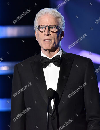 Stock Picture of Ted Danson