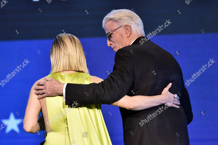 Kristen Bell - #SeeHer Award and Ted Danson