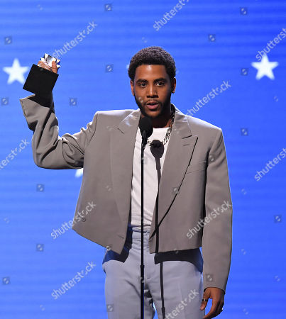 Jharrel Jerome - Best Actor in a Limited Series or Movie Made for Television - When They See Us