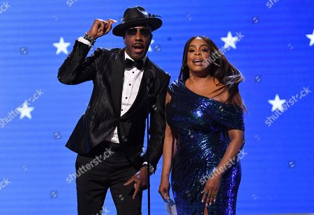J. B. Smoove and Niecy Nash