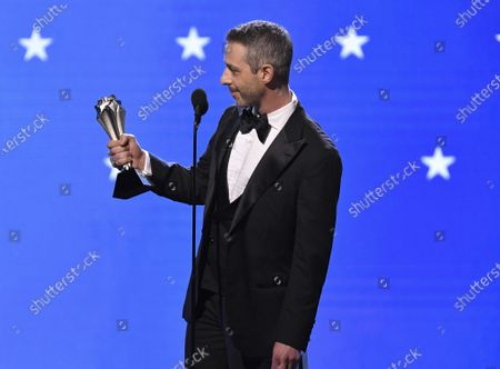 Stock Picture of Jeremy Strong - Best Actor in a Drama Series - Succession