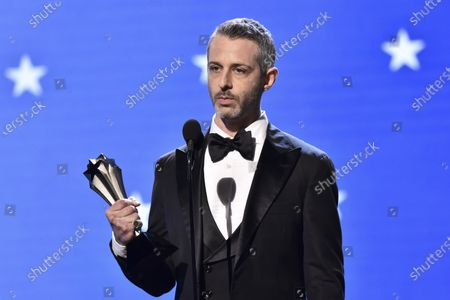 Stock Photo of Jeremy Strong - Best Actor in a Drama Series - Succession