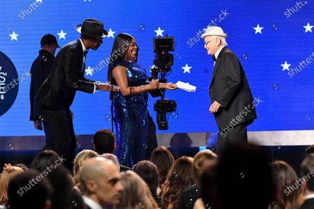J. B. Smoove, Niecy Nash and Norman Lear - Best Comedy Special - Live in Front of a Studio Audience: Norman Lear's All in the Family and The Jeffersons