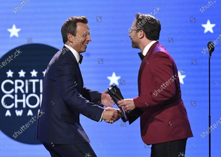 Seth Meyers - Best Talk Show - Late Night with Seth Meyers and Nick Kroll