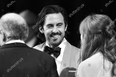 Editorial picture of 25th Annual Critics Choice Awards, Show, Barker Hanger, Los Angeles, USA - 12 Jan 2020