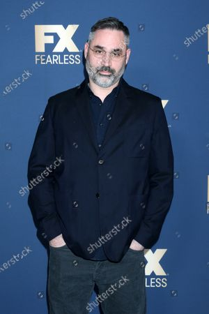 Stock Picture of Alex Garland