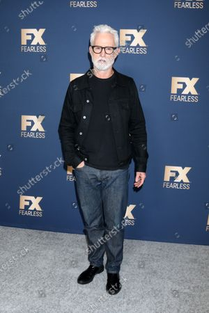 Editorial picture of FX Networks TCA Winter Press Tour Star Walk, Arrivals, Los Angeles, USA - 09 Jan 2020