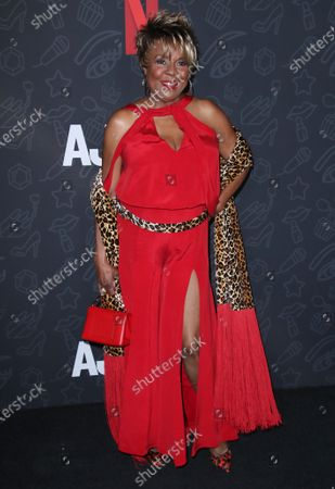 Editorial photo of 'AJ and the Queen' TV show premiere, Arrivals, The Egyptian Theatre Hollywood, Los Angeles, USA - 09 Jan 2020