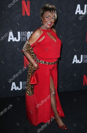 Editorial image of 'AJ and the Queen' TV show premiere, Arrivals, The Egyptian Theatre Hollywood, Los Angeles, USA - 09 Jan 2020