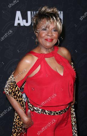 Stock Picture of Thelma Houston