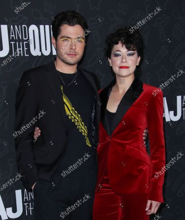 Ben Lewis and Tatiana Maslany