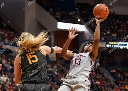 Editorial image of Baylor UConn Basketball, Hartford, USA - 09 Jan 2020