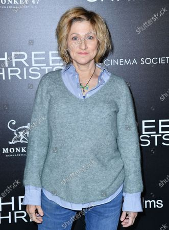 Editorial picture of 'Three Christs' film screening, New York, USA - 09 Jan 2020