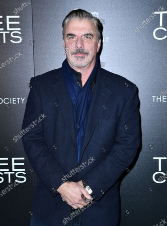Stock Photo of Chris Noth