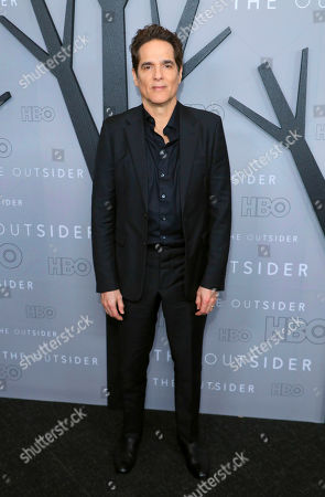 """Stock Picture of Yul Vazquez attends the LA Premiere of """"The Outsider"""" at the Directors Guild of America, in Los Angeles"""