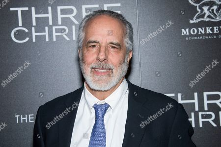 """Jon Avnet attends a screening of """"Three Christs"""", hosted by IFC Films and The Cinema Society, at Regal Essex Crossing on in New York"""