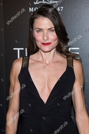 "Tara Westwood attends a screening of ""Three Christs"", hosted by IFC Films and The Cinema Society, at Regal Essex Crossing on in New York"