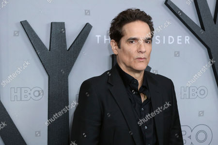 """Stock Photo of Yul Vazquez attends the LA Premiere of """"The Outsider"""" at the Directors Guild of America, in Los Angeles"""