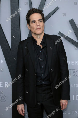 """Stock Image of Yul Vazquez attends the LA Premiere of """"The Outsider"""" at the Directors Guild of America, in Los Angeles"""
