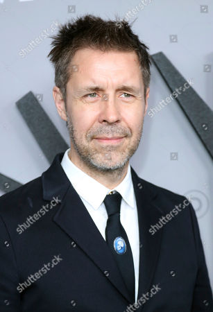 """Stock Picture of Paddy Considine attends the LA Premiere of """"The Outsider"""" at the Directors Guild of America, in Los Angeles"""