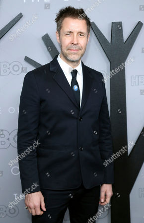 """Paddy Considine attends the LA Premiere of """"The Outsider"""" at the Directors Guild of America, in Los Angeles"""
