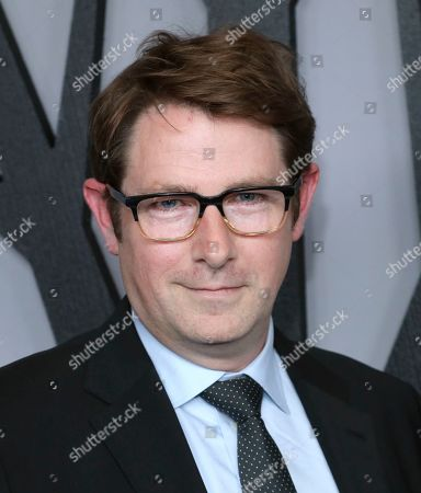 """Derek Cecil attends the LA Premiere of """"The Outsider"""" at the Directors Guild of America, in Los Angeles"""