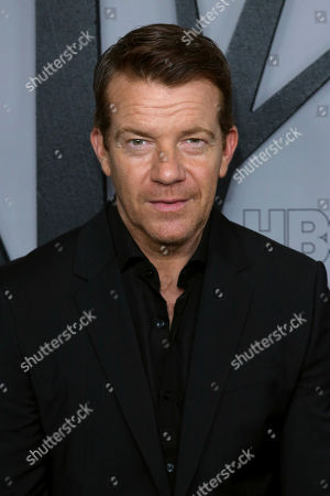 """Max Beesley attends the LA Premiere of """"The Outsider"""" at the Directors Guild of America, in Los Angeles"""