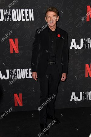 Michael Patrick King attends the premiere of Netflix's 'AJ and The Queen' at the Egyptian Theatre in Hollywood, California, USA, 09 January 2020.