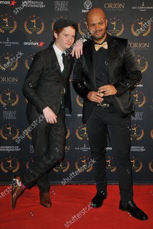 Editorial photo of Gold Movie Awards, Arrivals, Regent Street Cinema, London, UK - 09 Jan 2020
