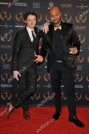 Editorial picture of Gold Movie Awards, Arrivals, Regent Street Cinema, London, UK - 09 Jan 2020