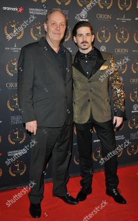 Stock Photo of David Schaal and Jason Matthewson