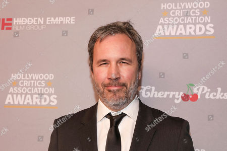 Denis Villeneuve attends the Hollywood Critics' Awards at the Taglyan Complex, in Los Angeles