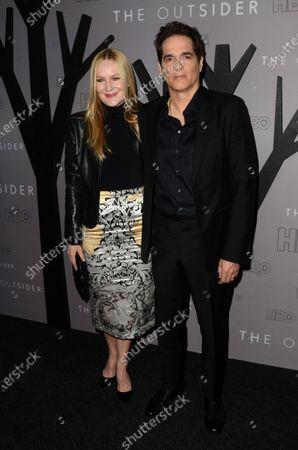Stock Photo of Linda Larkin and Yul Vazquez