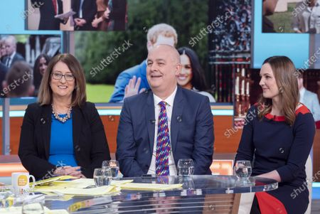 Jacqui Smith, Iain Dale, and Victoria Murphy