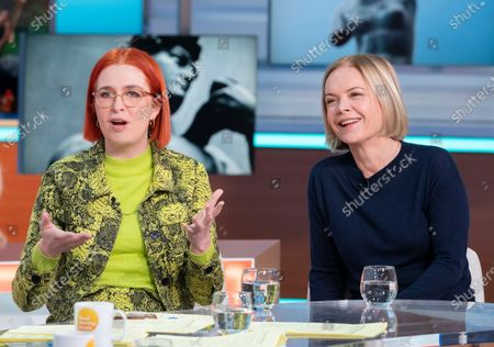 Flo Perry and Mariella Frostrup