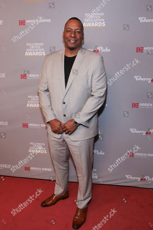 Deon Taylor attends the Hollywood Critics' Awards at the Taglyan complex on in Los Angeles