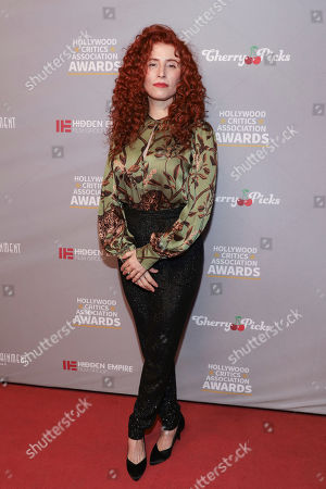 Alma Har'el attends the Hollywood Critics' Awards at the Taglyan complex on in Los Angeles