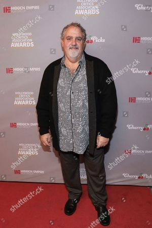 Jon Landau attends the Hollywood Critics' Awards at the Taglyan complex on in Los Angeles