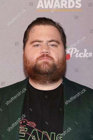 Editorial image of 2020 Hollywood Critics' Awards, Los Angeles, USA - 09 Jan 2020