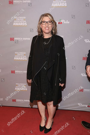 Lauren Greenfield attends the Hollywood Critics' Awards at the Taglyan complex on in Los Angeles